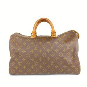 Louis Vuitton  Ultra Vintage Monogram Speedy 35 Me
